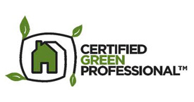 Certified Green Professional - Sareth Builders