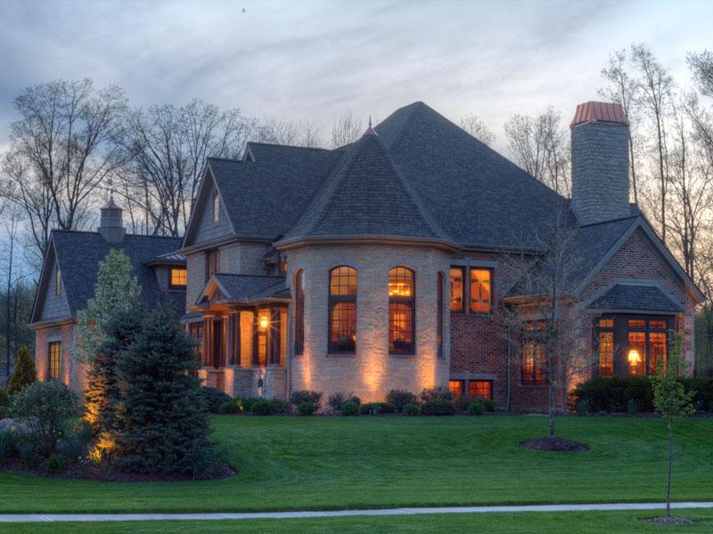 Sustainable custom homes westlake ohio sareth builders for Ohio home builders