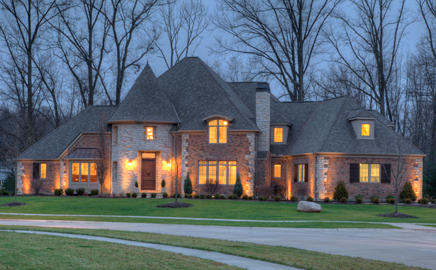 Sareth builders designs and builds custom high end Ohio homebuilders