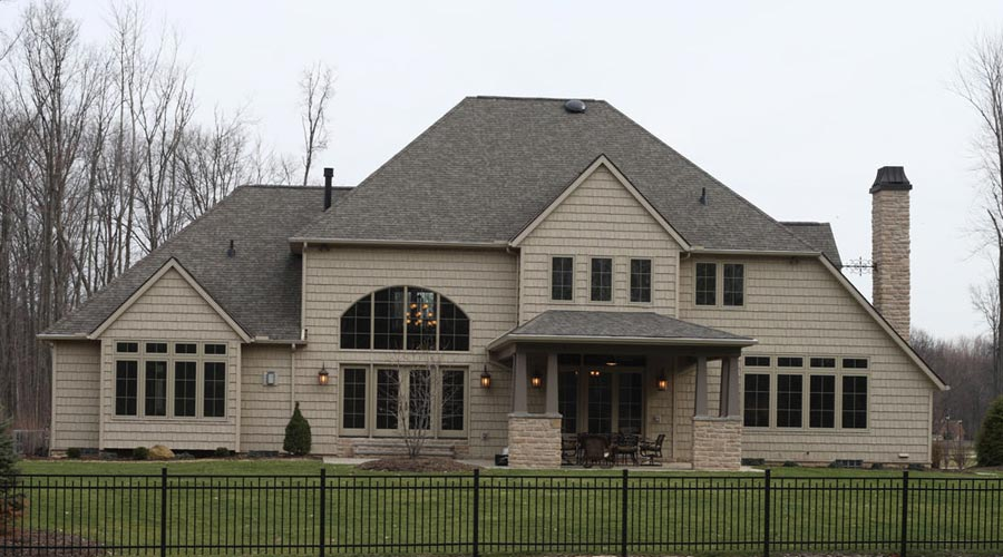 Custom luxury home sareth builders westlake ohio the Home builders com