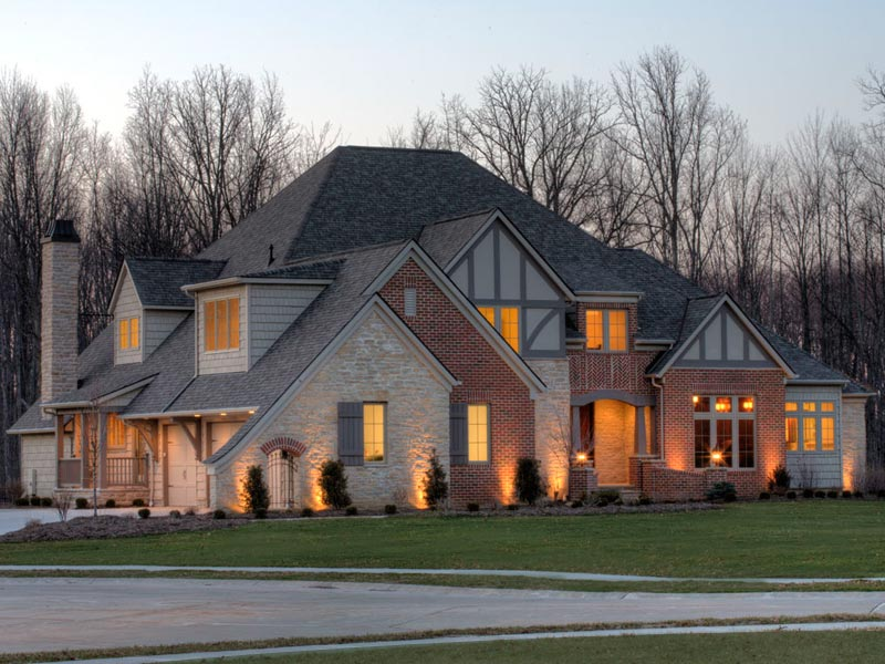 Model homes in ohio